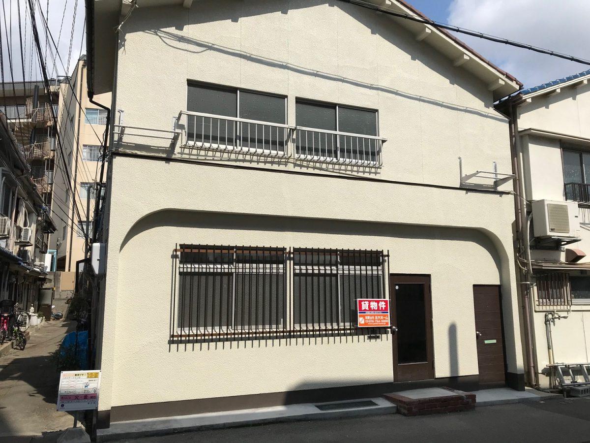 神戸市兵庫区荒田町1丁目 貸店舗・事務所のメイン写真
