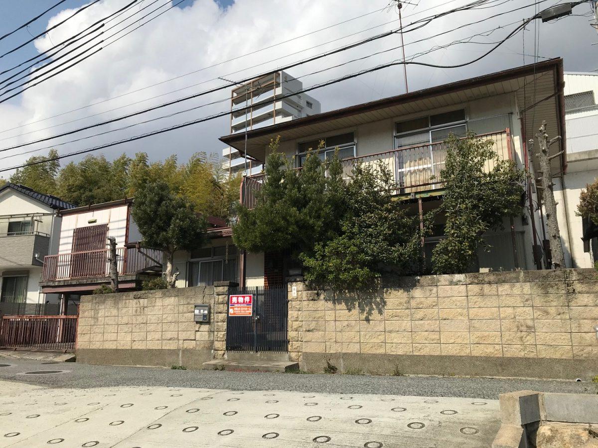 神戸市長田区花山町2丁目 売土地