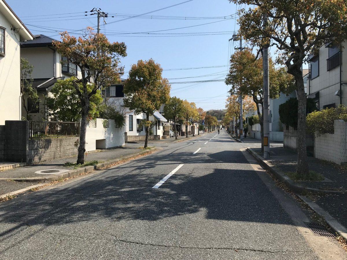 神戸市須磨区東白川台1丁目 売土地の物件写真-4