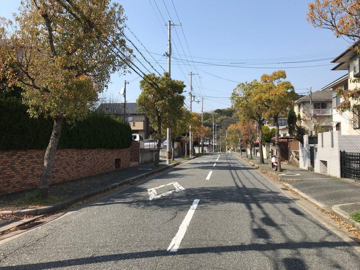 神戸市須磨区東白川台1丁目 売土地の物件写真-5