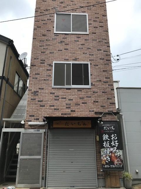 貸店舗・事務所 神戸市長田区神楽町6丁目の物件写真-2