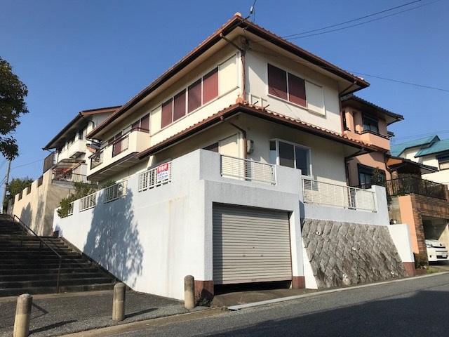 神戸市須磨区東白川台3丁目 売土地