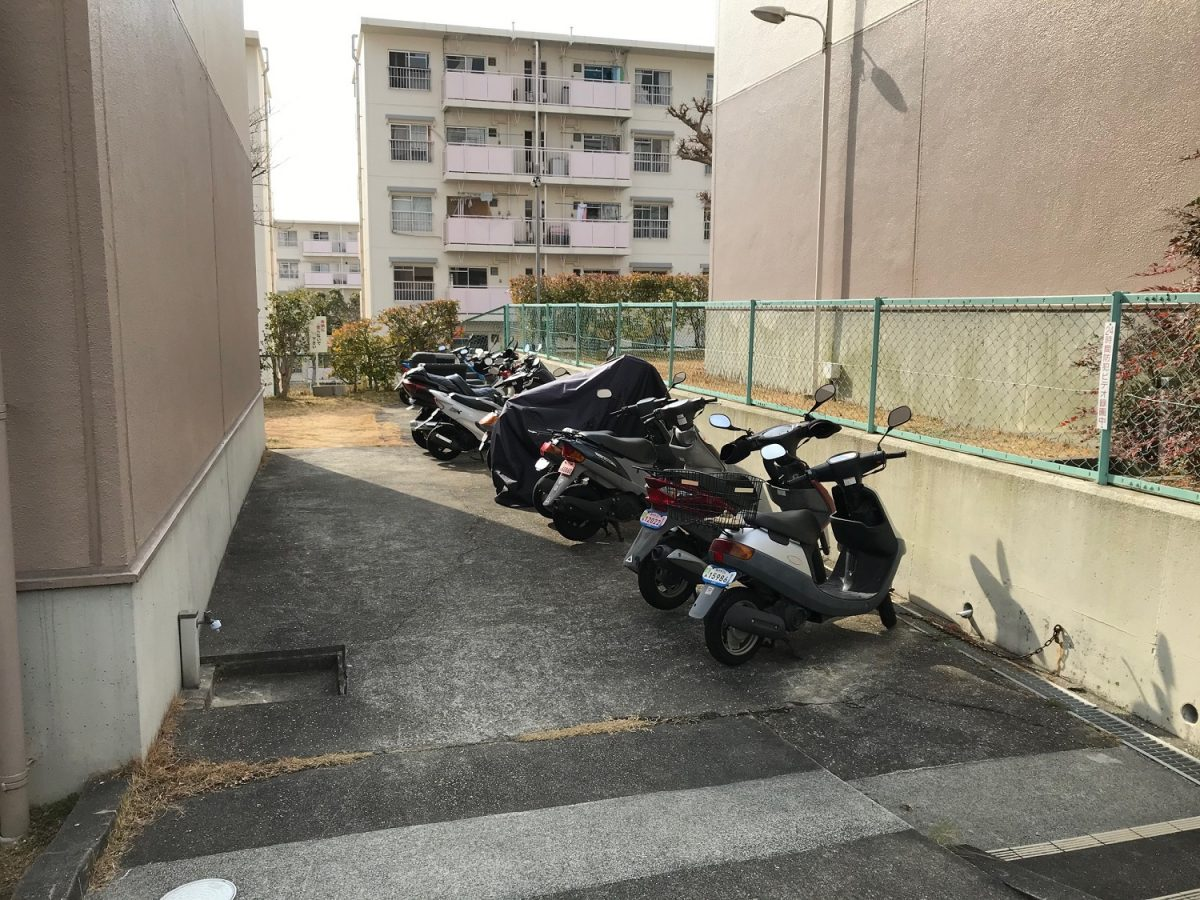白川台南住宅4号棟 神戸市須磨区白川台1丁目の物件写真-7