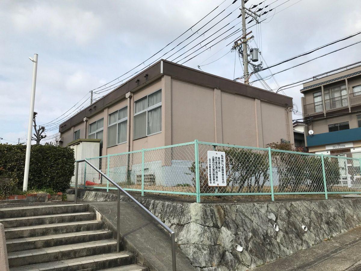 白川台南住宅4号棟 神戸市須磨区白川台1丁目の物件写真-9