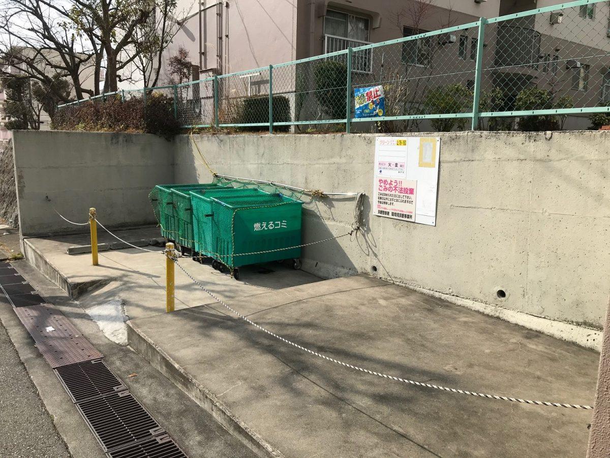 白川台南住宅4号棟 神戸市須磨区白川台1丁目の物件写真-10