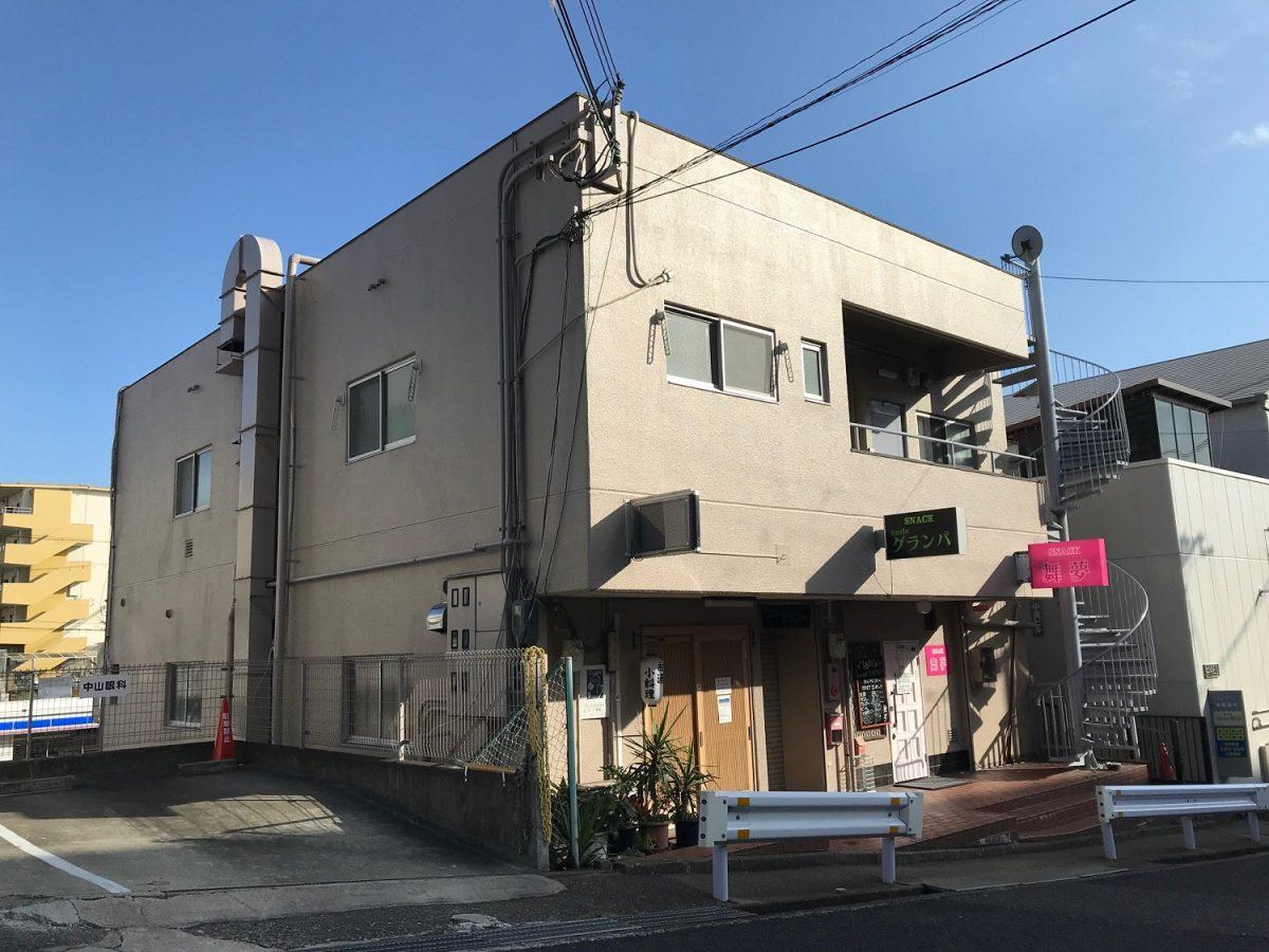貸店舗・事務所 本郷ビル 神戸市須磨区白川台2丁目