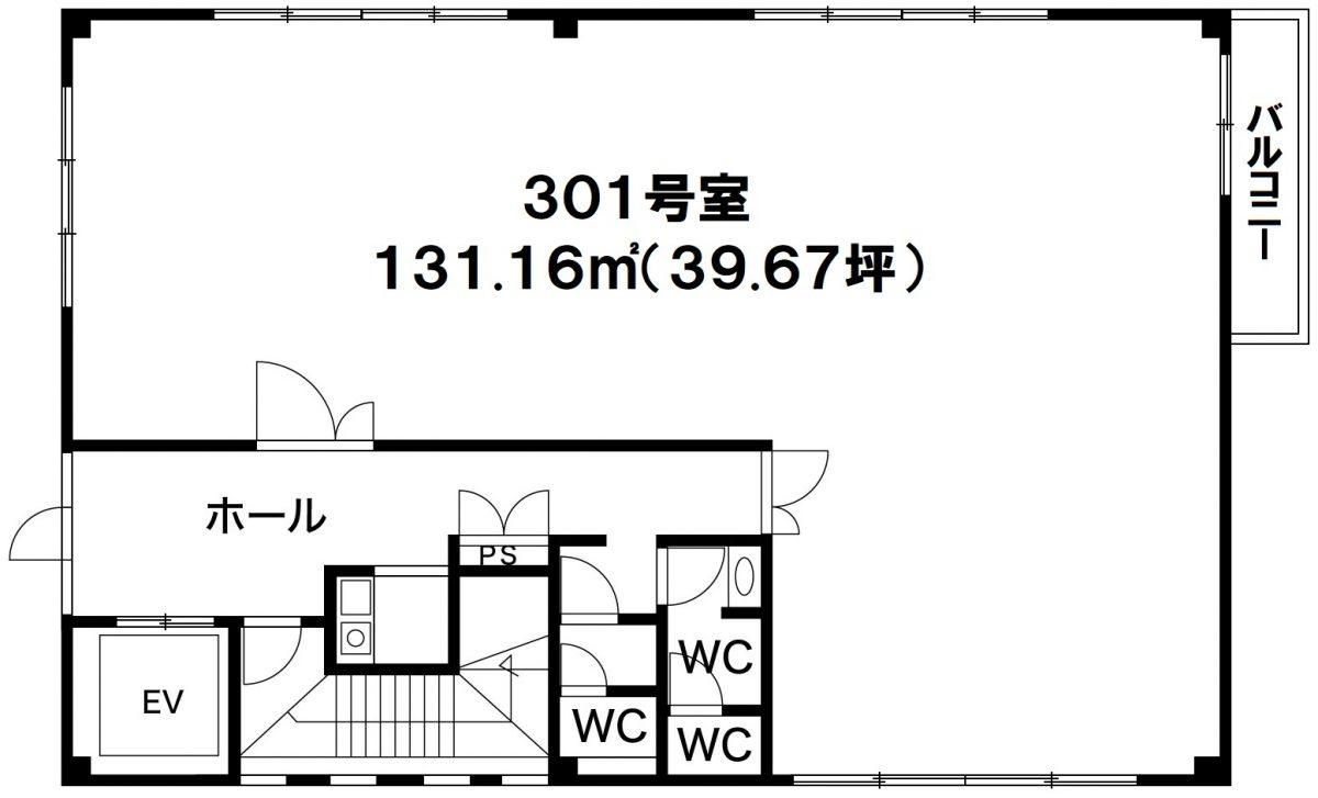 キクヤ第2ビル 神戸市長田区菅原通4丁目の図面