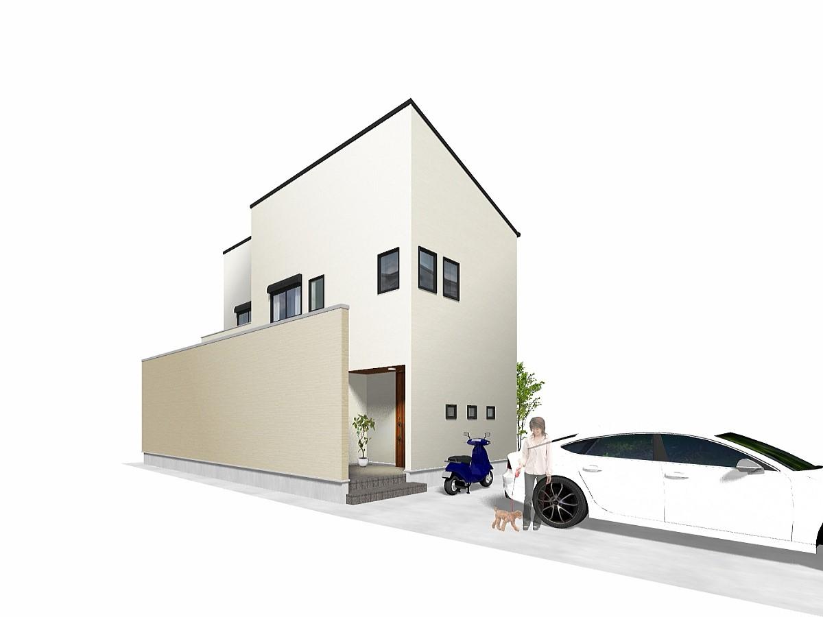 神戸市長田区長田天神町2丁目 新築一戸建のメイン写真