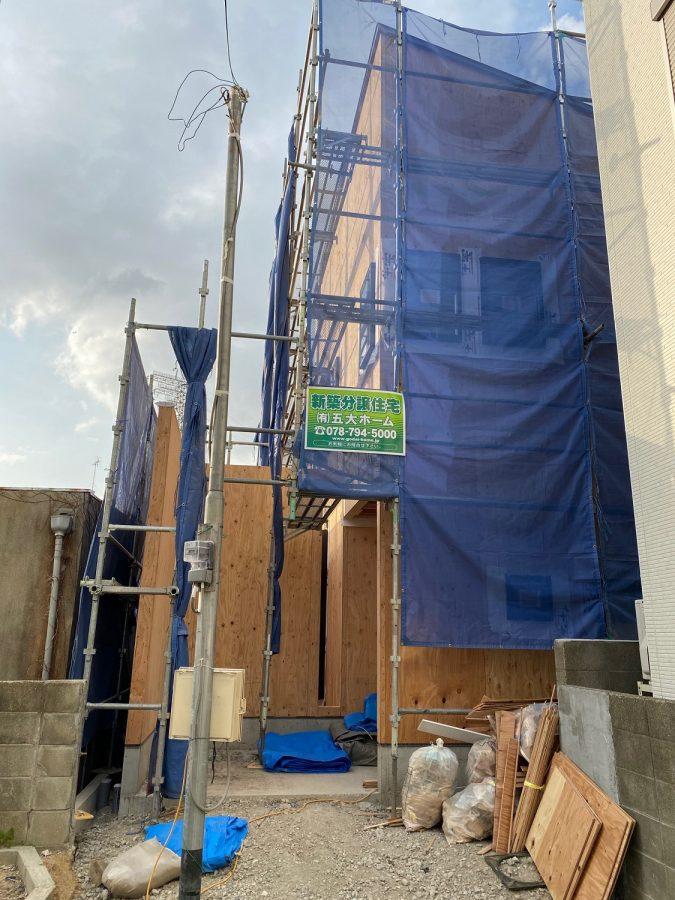 神戸市長田区長田天神町2丁目 新築一戸建の物件写真-4