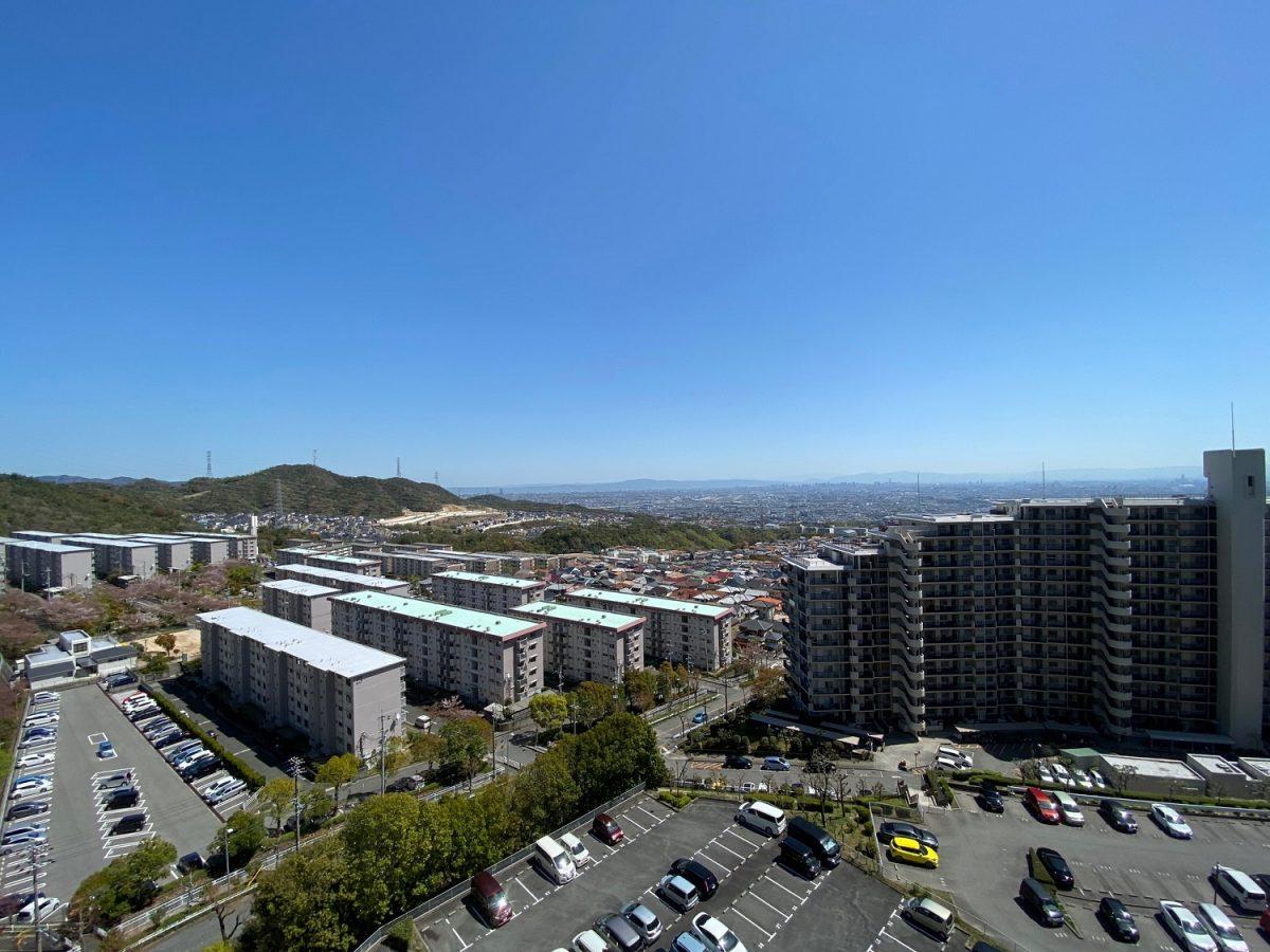 ジャルダン宝塚中山台弐番館B棟 12階部分の物件写真-17