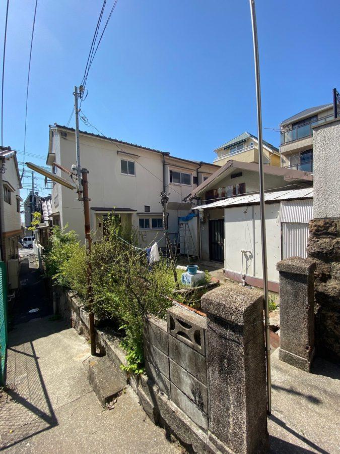 神戸市灘区赤坂通8丁目 売土地の物件写真-3
