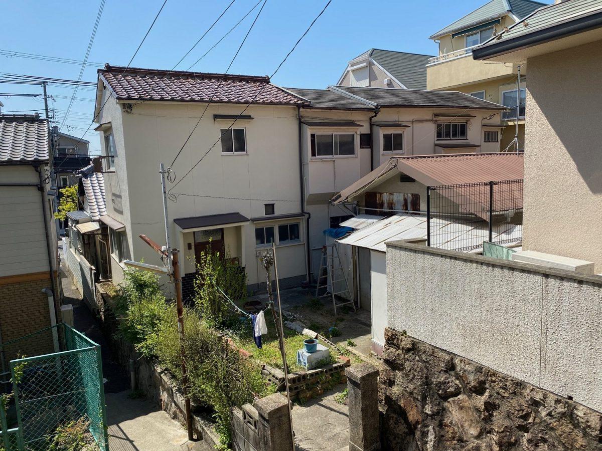 神戸市灘区赤坂通8丁目 売土地の物件写真-2