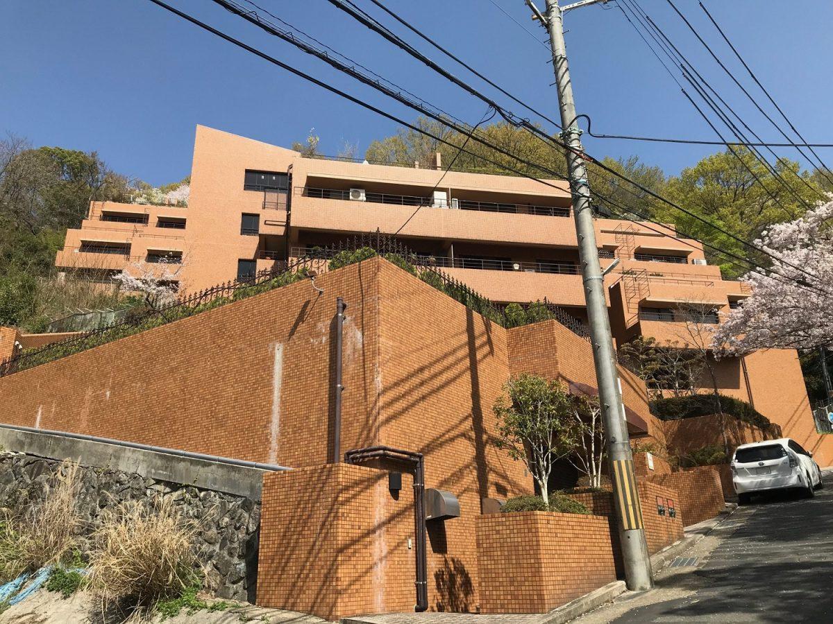 ロワ・ヴェール岡本 神戸市東灘区本山町北畑字ザクガ原のメイン写真