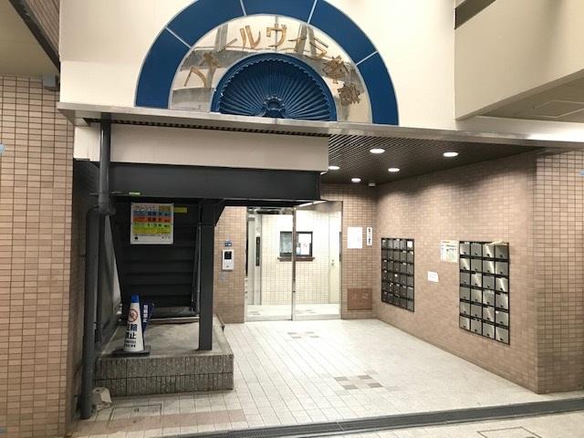 フォールヴィラ板宿 神戸市須磨区飛松町2丁目の物件写真-2