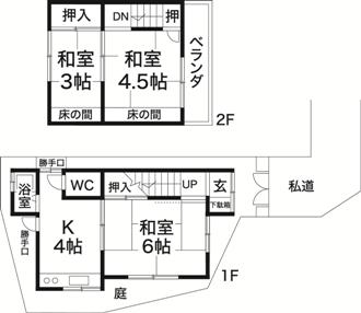 神戸市垂水区城が山1丁目 中古戸建