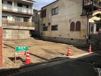 神戸市兵庫区都由乃町1丁目 売土地
