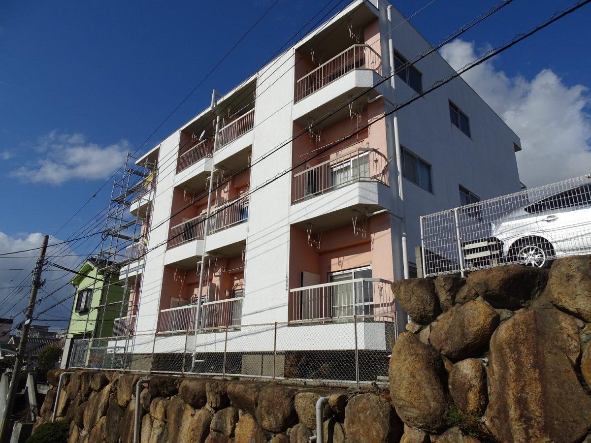 白川台マンション 神戸市須磨区白川台3丁目 賃貸マンション