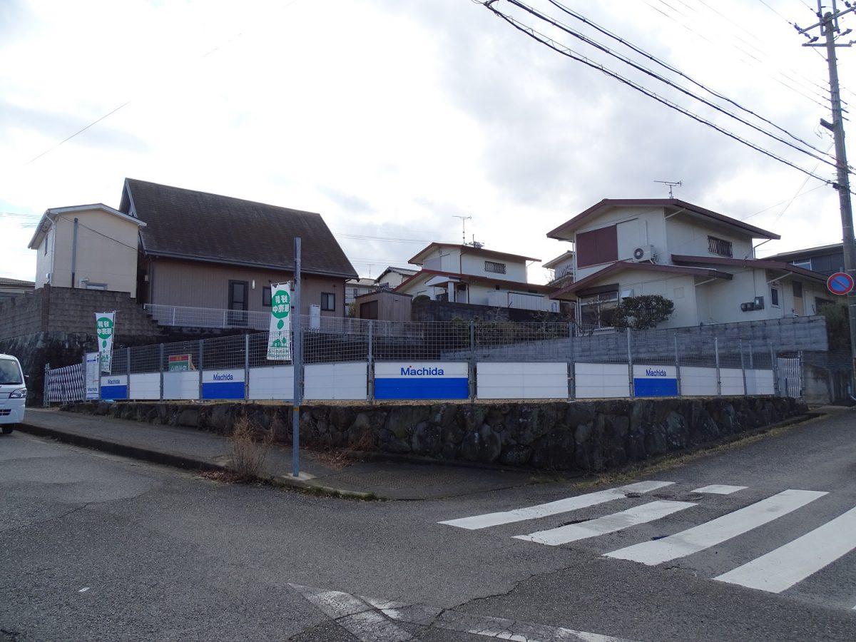 神戸市西区秋葉台3丁目 売土地 建築条件なし