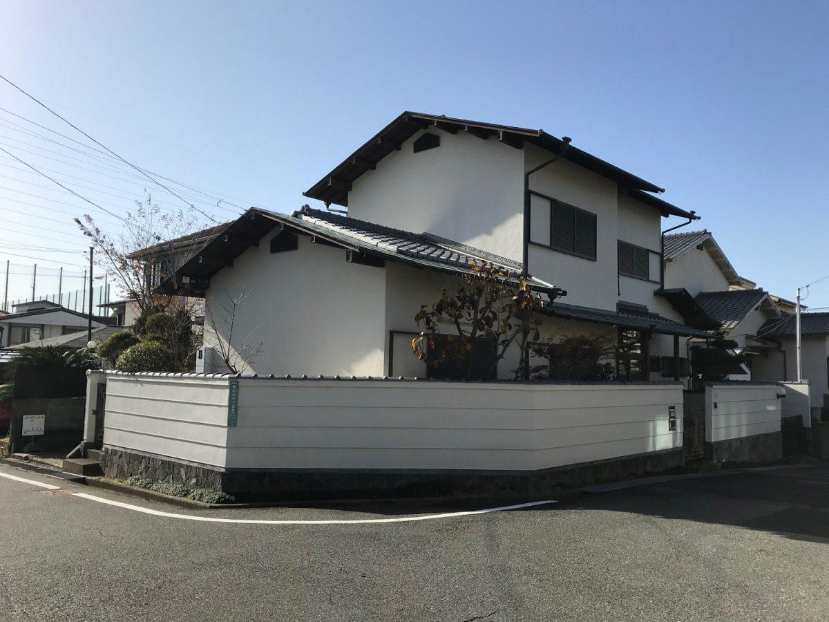 神戸市須磨区竜が台7丁目 売土地(上物有り)