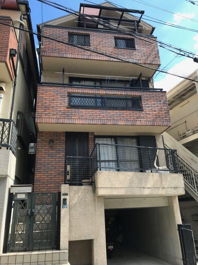 神戸市灘区上野通5丁目 中古住宅