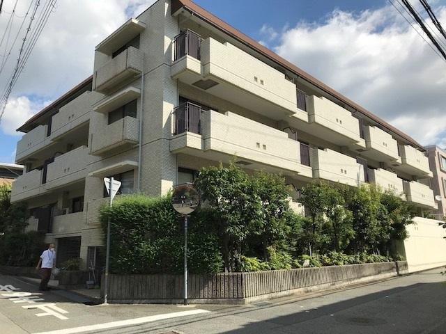 神戸市東灘区御影郡家2丁目 分譲貸しマンション ハイコート御影