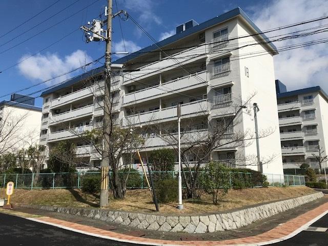 高倉台4団地18号棟 神戸市須磨区高倉台6丁目
